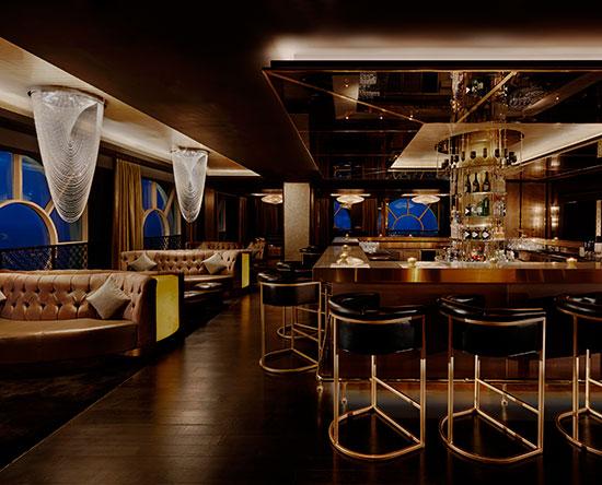 Waldorf Astoria Ras Al Khaimah hotel, VAE - 17Squared Lounge