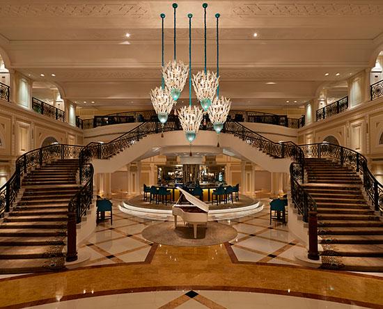 Waldorf Astoria Ras Al Khaimah hotel, VAE - Größere Meetings und Konferenzen