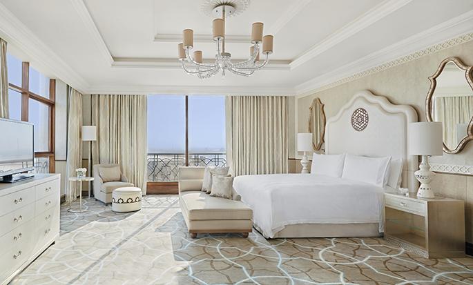 Waldorf Astoria Ras Al Khaimah hotel, VAE - Tower Suite Gästezimmer