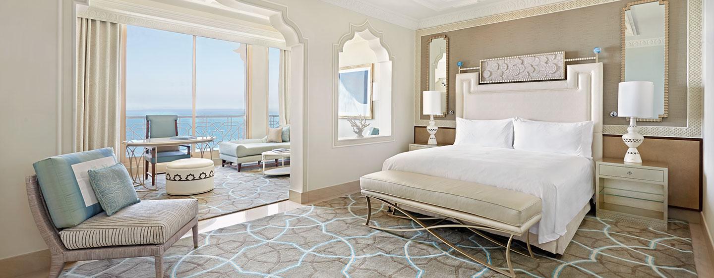 Luxuszimmer und Suiten – Waldorf Astoria Ras Al Khaimah Resort