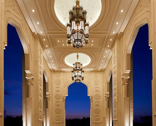 Waldorf Astoria Ras Al Khaimah hotel, VAE - Elegante Veranstaltungsflächen für Hochzeiten