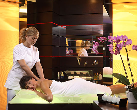 Rome Cavalieri, Waldorf Astoria Hotels and Resorts, Italien - Grand Spa Club-Behandlungen