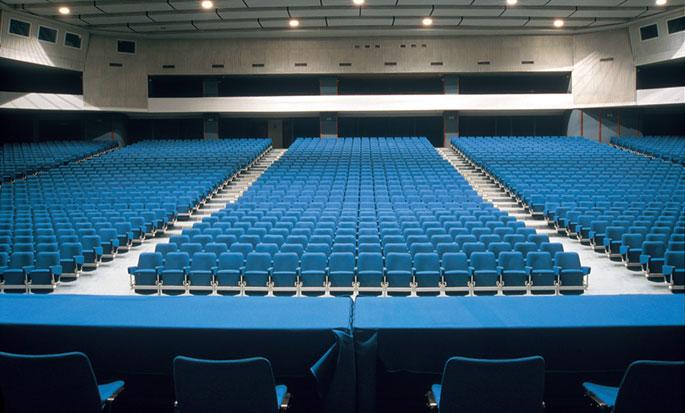 "Hilton Sorrento Palace, Italien – Auditorium ""Sirene"""