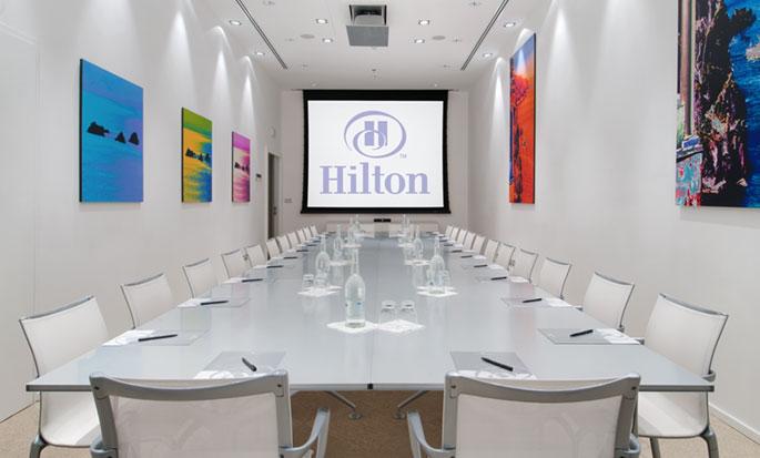 "Hilton Sorrento Palace, Italien – Boardroom ""Amalfi"""