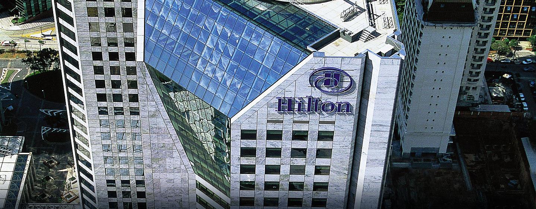 Willkommen im Hilton Sao Paulo Morumbi Hotel