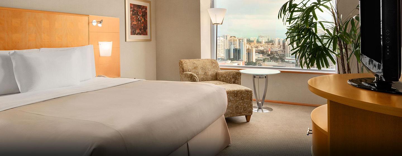 Deluxe Zimmer mit King-Size-Bett