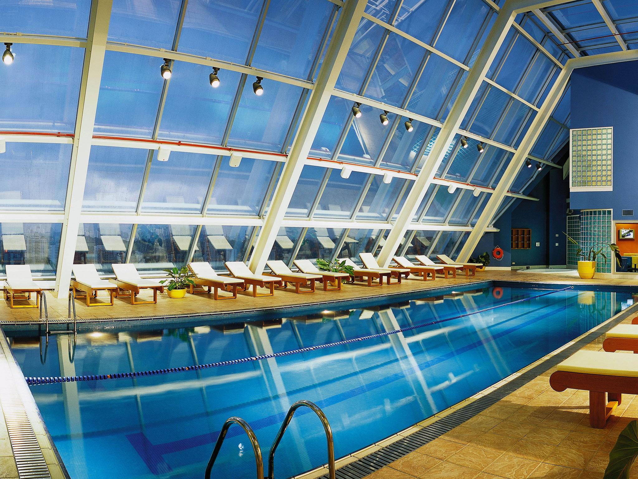 Hilton Sao Paulo Morumbi Hotel i São Paulo, Brasil