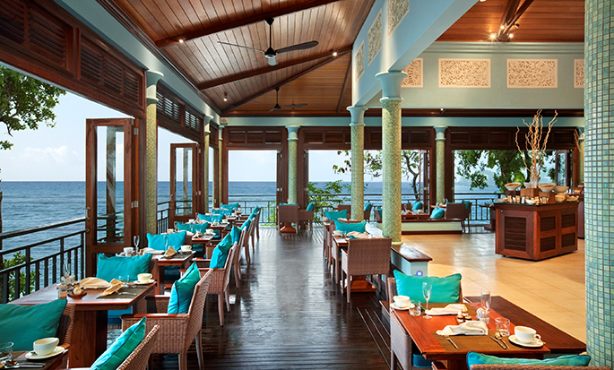 Hilton Seychelles Northolme Resort and Spa – Restaurant Hilltop