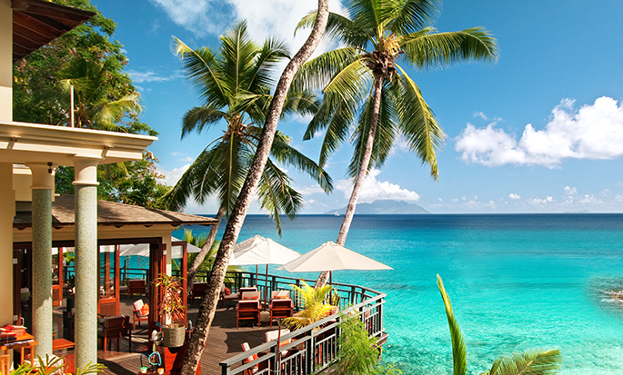 Hilton Seychelles Northolme Resort and Spa – Bar und Restaurant Oceanview