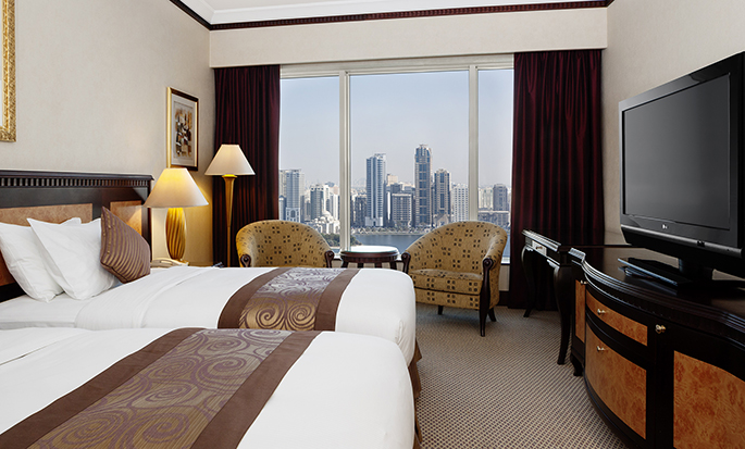 Hilton Sharjah Hotel, UAE - Double Room
