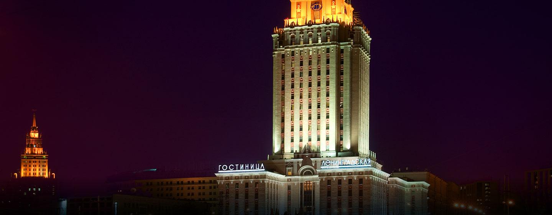 Hilton Moscow Leningradskaya - Außenansicht