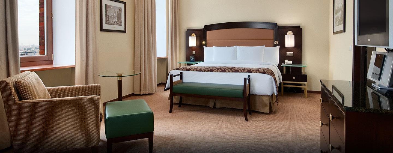 Junior Suite mit King-Size-Bett