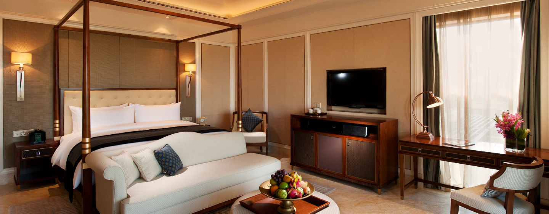 Genießen Sie den Luxus dieses Schlafzimmer an der Haitang Bucht