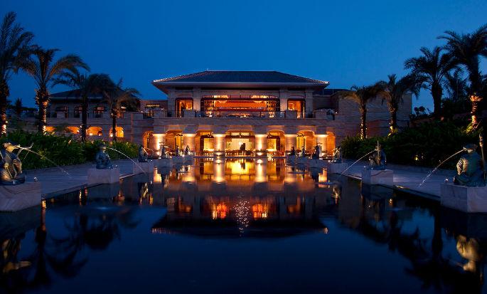 Conrad Sanya - Exterior Pool