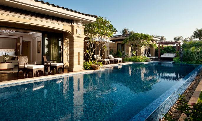 Conrad Sanya Haitang Bay - Villa Pool