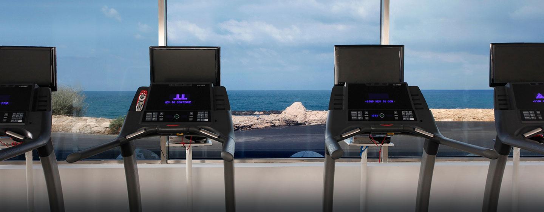 Hilton Tel Aviv Hotel, Israel – Fitnessstudio Cybex