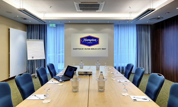 Hampton by Hilton Berlin City West, Deutschland – Meetingraum