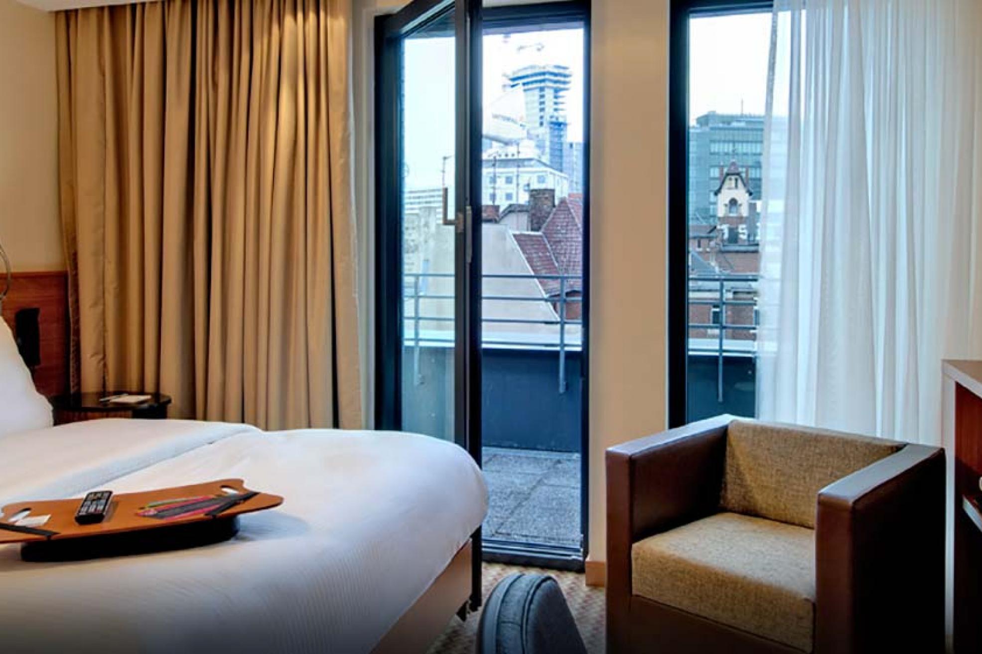 Hampton By Hilton Berlin City West  U2013 Hotels Berlin West