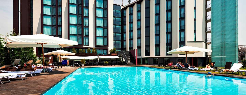 hotels in venedig mestre hilton garden inn hotel venedig. Black Bedroom Furniture Sets. Home Design Ideas