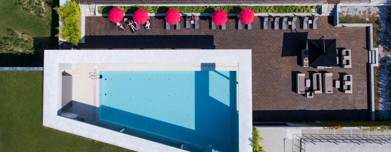DoubleTree by Hilton Hotel Venice– North, Italien– Pool, Überblick