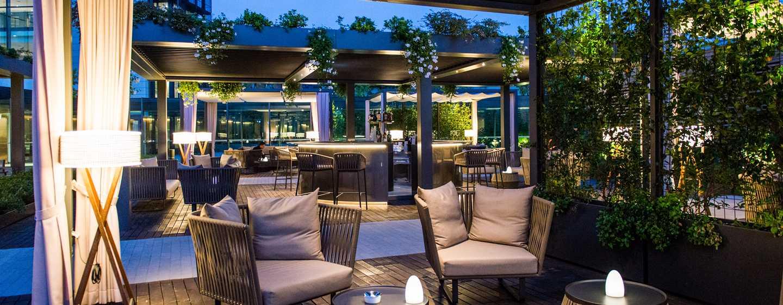 DoubleTree by Hilton Hotel Venice– North, Italien– Arco Garden, Entspannungsplätze