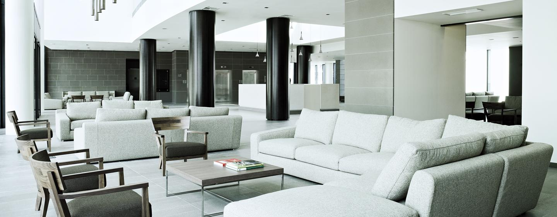 DoubleTree by Hilton Hotel Venice– North, Italien– Hotel-Lobby