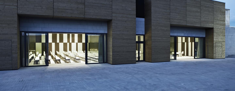 DoubleTree by Hilton Hotel Venice– North, Italien– Eingang der Kongresshalle