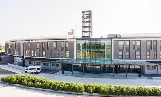 DoubleTree by Hilton Hotel Venice– North, Italien– Außenbereich des Hotels
