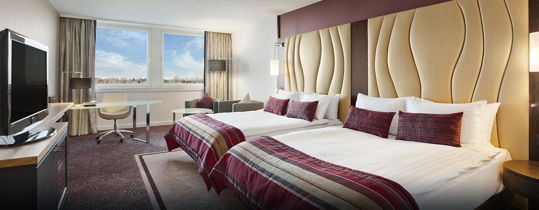Hilton Plus Zimmer mit zwei Queen-Size-Betten