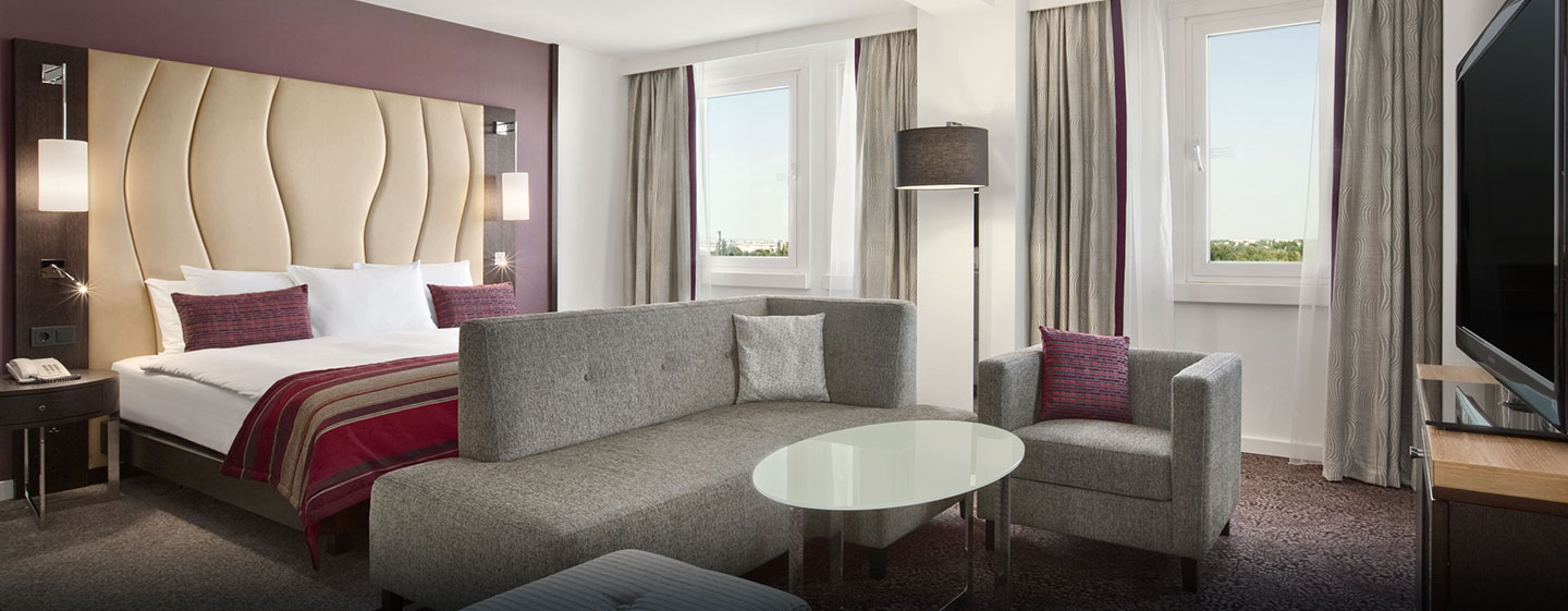 Waterfront Suite mit King-Size-Bett